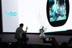Zenbo the robot is cute enough, but will it do enough?