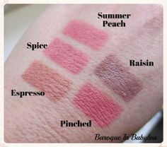 Baroque In Babylon: Swatches of 11 Nyx Powder Blushes: Look at Taupe, Angel, Spice, and Many More! Makeup 101, Makeup Products, Nyx Powder, Makeup Swatches, Blushes, Dupes, Baroque, Tattoo Quotes, Spices