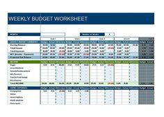 Budget Template Annual  Cool Budget Template Google You
