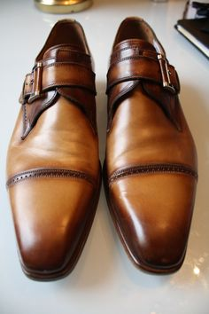 These Magnanni Loafers are the BEST looking men's loafers.