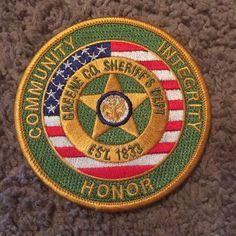 Greene county Sheriff AR