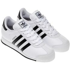 best sneakers d8c39 8e840 Black  White Adidas Sneakers