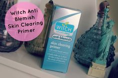 lilmisschickas | UK Lifestyle & Beauty Blog: Witch Anti-Blemish Skin Clearing Primer