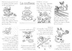 La Muñeca Azul. #cuentos #learnspanish #kids
