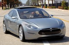 Tesla Model S - All electric, 300 mile range, 0-60 in 5.5 seconds...truly eco-badass