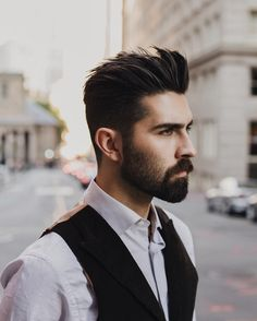 awesome 50 Sexy Beard Styles - Keeping it Hot and Trendy Check more at http://stylemann.com/best-sexy-beard-styles/
