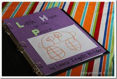 Little House on the Prairie Notebooking