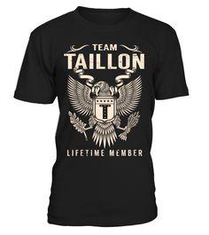 Team TAILLON - Lifetime Member