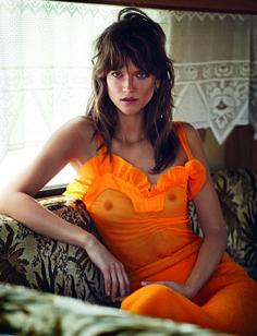 Kasia Struss by Marcin Tyszka for Vogue Portugal September 2015