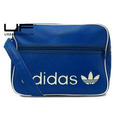 ecb6e4d4fcc9 Bolso Adidas Airline Bag Azul