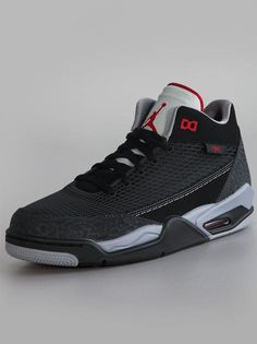 best sneakers 754a7 4fbb5 Jordan Fltclb 80 s Black Gym Red Anthracit Metallic Silver. UrbanCity ·  Basketball Shoes · Lunar Hyperdunk 2012 nike ...