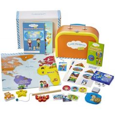 A Quentin Favourite:    Little Passports - A Global Online Adventure for Children and Kids (educational games, activities, learning, toys)