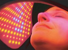Another way to rejuvenate skin is with FDA approved LED Light Therapy.