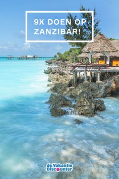 Op zoek naar een bestemming voor een tropische (winter)zonvakantie? Met hagelwitte stranden, ontelbaar veel palmbomen, luxe hotels en een prachtige onderwaterwereld voldoet Zanzibar aan alle ingrediënten voor een relaxte strandvakantie. Maar het eiland biedt meer!