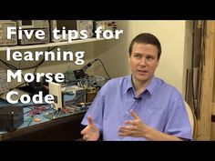 5 tips for learning Morse code | QRZ Now – Ham Radio News!