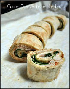 Gluten Free Wrap Recipe