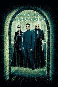 Keanu Reeves, Laurence Fishburne, and Carrie-Anne Moss in The Matrix Reloaded Sci Fi Movies, Action Movies, Movies To Watch, Foreign Movies, Film Watch, Fantasy Movies, Comic Movies, Horror Movies, Hugo Weaving