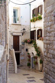 Polignano a Mare, Italy