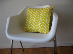 Chevron Stripe cushion cover