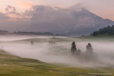 Morning fog and light by Hans Kruse on 500px
