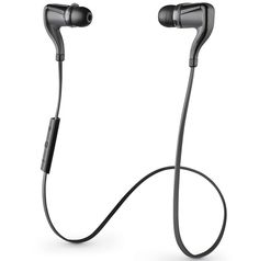 6fb35bb96a6 Plantronics Backbeat Go 2 Bluetooth Earbuds With Microphone And Charging  Case (black) Wireless Earbuds