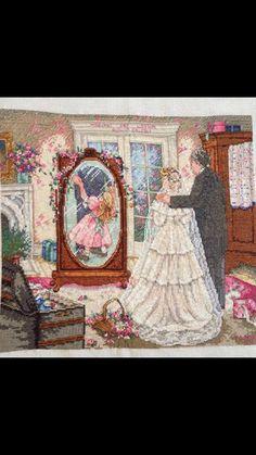 Bride's Memories - a Paula Vaughn