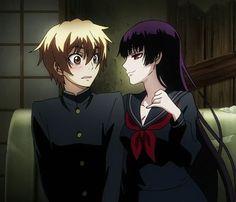 Anime : Tasogare otome x amnesia #tasogareotomexamnesia #animemistery…