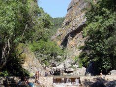 Praia Fluvial de Fragas de S. Simão, Figueiró dos Vinhos, Portugal #PraiaFluvial #FragasdeS.Simão #FigueiródosVinhos