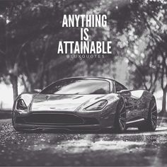 Anything is attainable