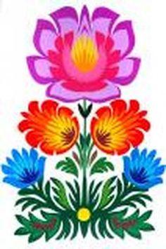 folk art cut out Folk Art Flowers, Flower Art, Painted Barn Quilts, Polish Folk Art, Scandinavian Folk Art, Arts And Crafts, Paper Crafts, Truck Art, Folk Embroidery