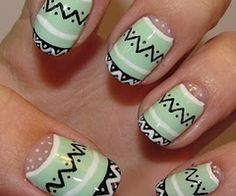 Really want to do this trble nails