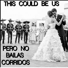 This dance that could've been. | 26 Jokes Only Mexicans Will Understand