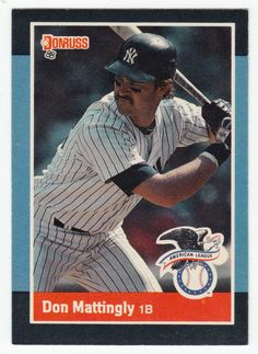 57ea753f7d5b22 Don Mattingly   1 - 1988 Donruss Baseball - All Star