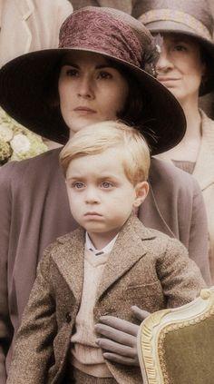 Downton Abbey Season 5 ~ Costumes