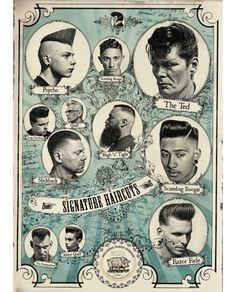 Placa decorativa Barbearia 55 - Comprar em PLACASPRINT