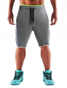 High Quality Cotton + Polyester Pants Long: Short Color: Gray Size: S, M, L, XL Applicable Gender: Male Applicable Age: Mma Workout, Autumn Style, Bodybuilding Workouts, Jogging, Autumn Fashion, Health Fitness, Spring Summer, Exercise, Running