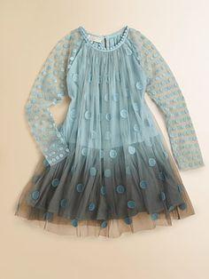 Stella McCartney Kids - Toddler's & Little Girl's Dotty Dress - Saks.com