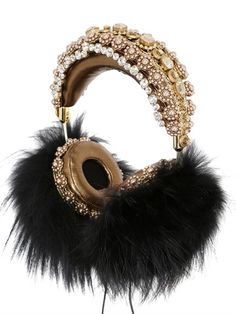 Dolce & Gabbana - Frends Embellished Headphones