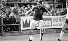 Ian Botham, seen here turning out for an All Star XI against Norwich in 1980, played as a defender for Scunthorpe United and Yeovil Town.