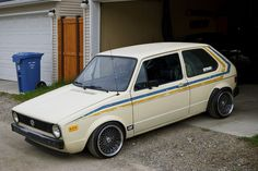 1983 MK1 Turbo Diesel Rabbit