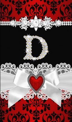 Download D Love S Name Wallpaper Gallery Rhinestone Wallpapers In