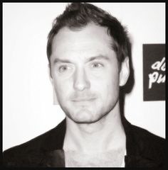 Jude is Jude Law  Of N-L-C: UK - May 13-2013 in London - Jude Law dazzling - By NLC