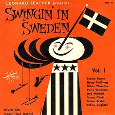 Stig Söderqvist, 1954