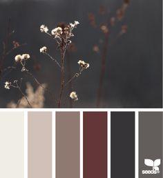 Nature Tones - http://design-seeds.com/home/entry/nature-tones23
