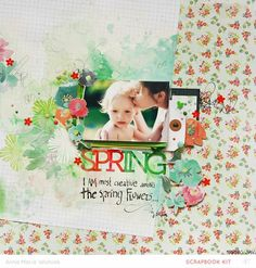 Scrapbooking day 2015 !!!