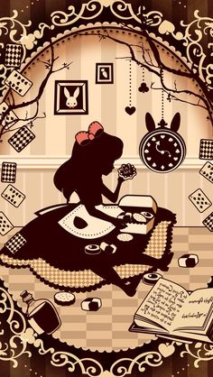 57 trendy phone wallpaper quotes disney alice in wonderland mad hatters Alice In Wonderland Drawings, Alice And Wonderland Quotes, Adventures In Wonderland, Wonderland Party, Alice In Wonderland Background, Wonderland Tattoo, Alice Madness Returns, Disney Kunst, Disney Art