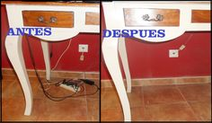 COMO ORDENAR LOS CABLES Y ENCHUFES, ORDERING CABLES AND PLUGS
