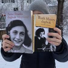 Ruth Maiers dagbok - en jødisk flyktning i Norge image – Vyhledávání Google Cover, Google, Books, Image, Libros, Book, Book Illustrations, Libri