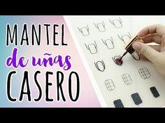 DIY Haz tu propio Estampador o sello de uñas / Nails stamper - YouTube