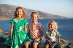 Thunder Tea Collection Kids Easy Does It Twill Shorts